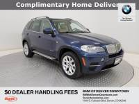 Pre-Owned 2013 BMW X5 xDrive35i in Denver, CO