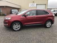 2019 Ford Edge Titanium AWD w/ Navigation Titanium