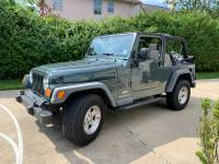 2004 Jeep Wrangler Unlimited Sport Automatic Unlimited