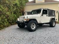 2006 Jeep Wrangler Unlimited Sport Automatic Unlimited