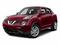 Used 2016 Nissan JUKE S SUV