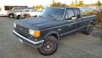 1988 Ford F-250 2dr XLT Extended Cab LB HD