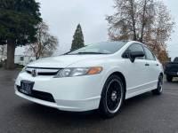 2006 Honda Civic DX 4dr Sedan w/Manual