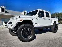 Used 2020 Jeep Gladiator WHITEOUT GLADIATOR LEATHER HARDTOP AMP XL