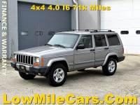 2001 Jeep Cherokee Sport 4WD 4dr SUV