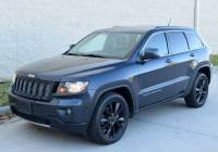 2012 Jeep Grand Cherokee 4x4 Altitude 4dr SUV