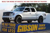 2012 Ford F-150 FX2 Leather