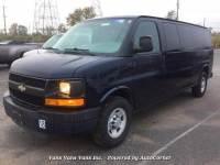 2011 Chevrolet Express Passenger LS 3500 3dr Extended Passenger Van w/ 1LS