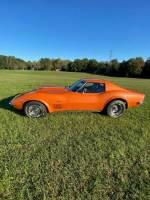 1972 Chevrolet Corvette 454 T Top Coupe