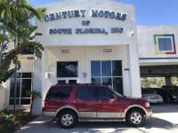2005 Ford Expedition Eddie Bauer 8 Passenger Tow Hitch Leather 1-Owner