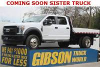 2018 Ford F-550 Super Duty 4X4 4dr Crew Cab 179.8-203.8 in. WB