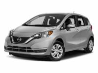 Used 2017 Nissan Versa Note S Plus Hatchback