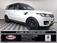 Used 2016 Land Rover Range Rover Sport 3.0L V6 Supercharged SE in Houston