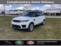 Used 2019 Land Rover Range Rover Sport HSE in Houston