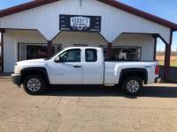 2012 Chevrolet Silverado 1500 4x4 Work Truck 4dr Extended Cab 6.5 ft. SB