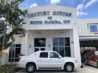 2003 Cadillac Escalade EXT AWD Tow Package BOSE Heated Leather CD Changer