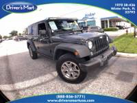 Used 2016 Jeep Wrangler JK Unlimited Rubicon 4x4 For Sale in Orlando, FL (With Photos) | Vin: 1C4BJWFG2GL199736