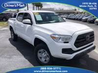 Used 2019 Toyota Tacoma SR For Sale in Orlando, FL (With Photos) | Vin: 5TFAX5GN2KX141175