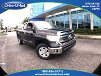 Used 2017 Toyota Tundra SR 4.6L V8 For Sale in Orlando, FL (With Photos) | Vin: 5TFRM5F12HX121298