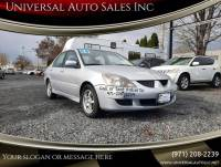 2004 Mitsubishi Lancer O-Z Rally 4dr Sedan