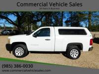 2010 Chevrolet Silverado 1500 4x2 Work Truck 2dr Regular Cab 6.5 ft. SB