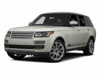 Used 2015 Land Rover Range Rover Supercharged SUV