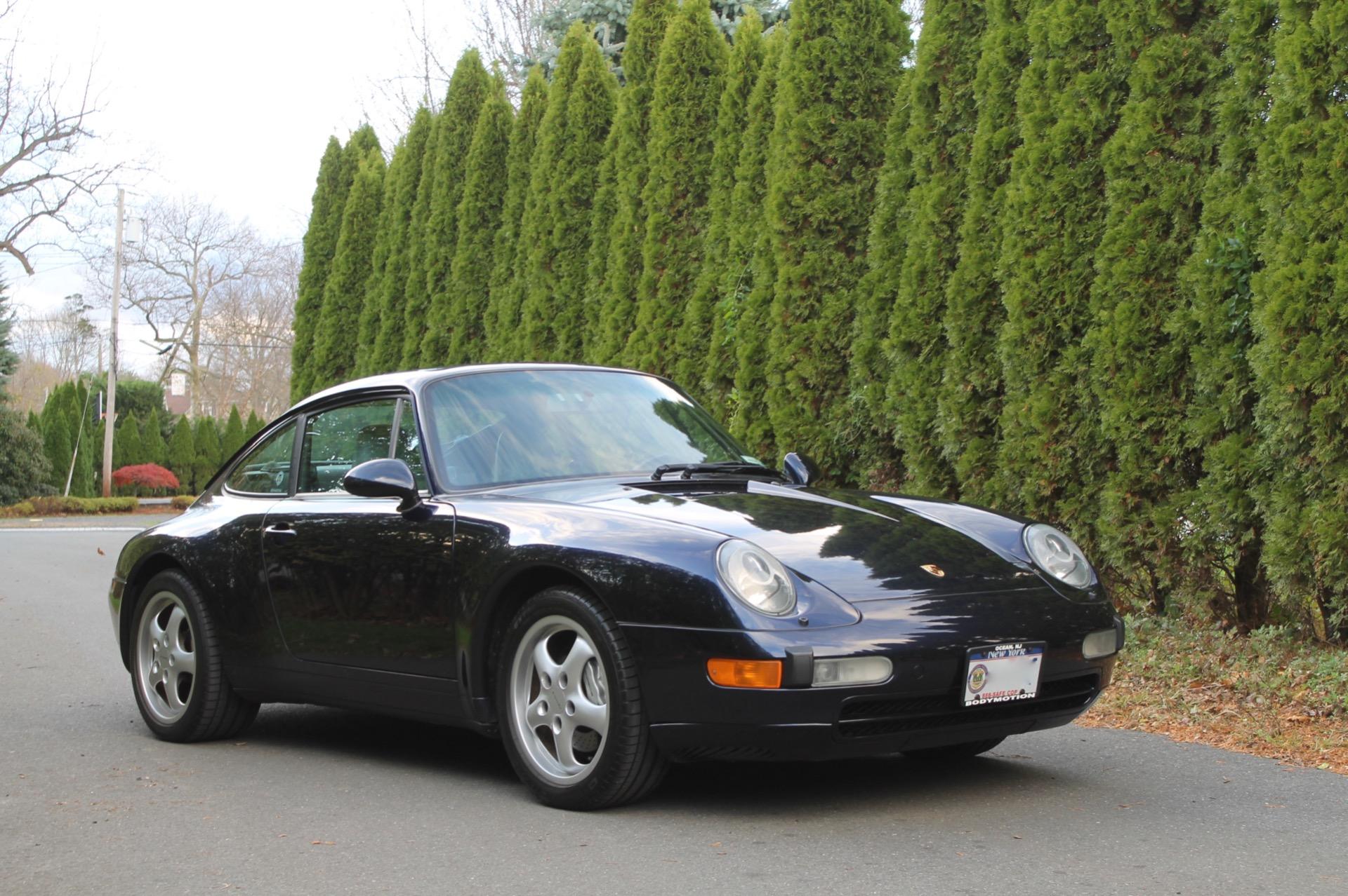 Photo 1995 Porsche 911 Carrera 4 993