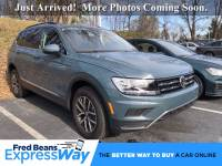 Used 2020 Volkswagen Tiguan For Sale at Fred Beans Volkswagen | VIN: 3VV2B7AX0LM077932