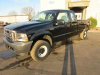 Used 2002 Ford F-250 4x4 Ex-Cab Long Box Pickup