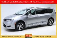 Used 2018 Chrysler Pacifica Limited Minivan/Van For Sale in Bedford, OH