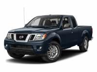 2017 Nissan Frontier SV Pickup