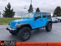 2017 Jeep Wrangler Unlimited 4x4 Sport S 4dr SUV