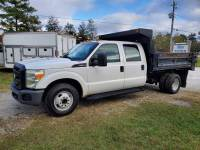 2011 Ford F-350 Super Duty 4x2 XL 4dr Crew Cab 176 in. WB DRW Chassis