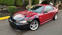 2000 Ford Mustang 2dr Fastback