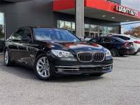 2013 BMW 7 Series AWD 740Li xDrive 4dr Sedan