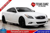 2013 Infiniti G37 Coupe Journey for sale in Carrollton TX