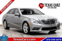 2013 Mercedes-Benz E 350 Luxury for sale in Carrollton TX