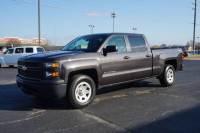 2014 Chevrolet Silverado 1500 4x4 Work Truck 4dr Crew Cab 6.5 ft. SB w/1WT