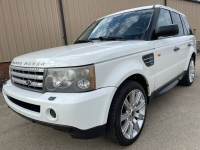 2008 Land Rover Range Rover Sport 4x4 Supercharged 4dr SUV