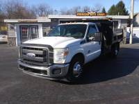 2011 Ford F-350 Super Duty 4x2 XL 2dr Regular Cab 165 in. WB DRW Chassis