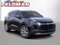 2021 Chevrolet Blazer LT Cloth 4dr SUV w/2LT