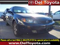 Used 2003 Mazda Protege DX For Sale in Thorndale, PA | Near West Chester, Malvern, Coatesville, & Downingtown, PA | VIN: JM1BJ225731205940