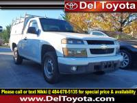 Used 2011 Chevrolet Colorado Work Truck For Sale in Thorndale, PA   Near West Chester, Malvern, Coatesville, & Downingtown, PA   VIN: 1GCCSBF97B8121945