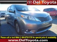 Used 2017 Toyota Sienna XLE For Sale in Thorndale, PA | Near West Chester, Malvern, Coatesville, & Downingtown, PA | VIN: 5TDYZ3DC4HS783296