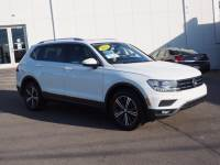 Used 2018 Volkswagen Tiguan 2.0T SEL 4Motion SUV