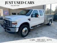 2010 Ford F-450 Super Duty 4x4 Lariat 4dr Crew Cab 8 ft. LB DRW Pickup