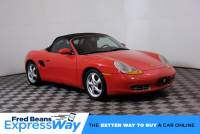 Used 1999 Porsche Boxster For Sale | Doylestown PA - Serving Quakertown, Perkasie & Jamison PA | WP0CA2986XU622488