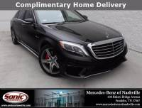 2015 Mercedes-Benz S 63 AMG S 63 AMG® in Franklin