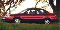 Pre-Owned 2000 Chevrolet Prizm 4dr Sdn VIN 1Y1SK5286YZ413823 Stock Number 0013823