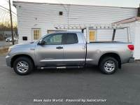 2010 Toyota Tundra Tundra-Grade 5.7L Double Cab 4WD 6-Speed Automatic Overdrive